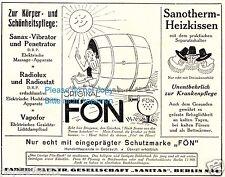 ASCIUGACAPELLI ASCIUGACAPELLI la pubblicità di 1926 Diogenes barile sanax vibratore Sanitas Pubblicità