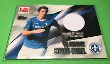 Topps Bundesliga Chrome 2015/2016 - Stroh-Engel - Hosenkarte / Trikot / Hose