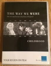 East Anglian Film Archive - The Way We Were DVD (2008) Childhood