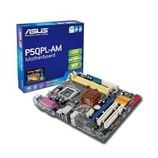 ASUS P5QPL-AM, 775, Intel G41, FSB 1333, DDR2 1066, VGA, GLAN, 5.1 Audio, mATX