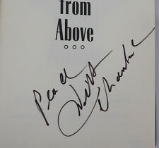 """Wilt Chamberlain Autographed Signed Book Lakers """"Peace"""" PSA/DNA AF45193"""