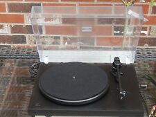 PRO - JECT DEBUT II TURNTABLE WITH OROFON OME 5E STYLUS