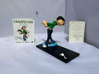 Gaston golfeur. Leblon Delienne. Réf 157