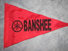 Custom Yamaha Banshee Safety Flag 4 ATV JEEP Dirtbike UTV Dune Safety pole whip