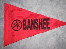 Custom Yamaha Banshee Safety Flag 4 ATV JEEP Dirtbike UTV Dune Safety pole whip