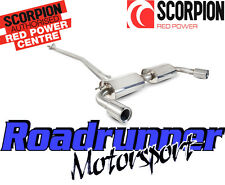 Scorpion Mini Cooper S Countryman Exhaust System R60 ALL4 Cat Back SMN007