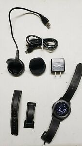 Samsung Gear S3 Frontier 46mm Smart Watch (Bluetooth) and extras