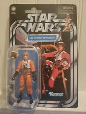 "Star Wars The Vintage Collection 3.75"" Luke Skywalker X-Wing Pilot ANH"