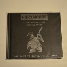 GARY MOORE- Corridors of power/ Run for cover- 2CD LTD. EDITION LEATHER DIGIBOOK