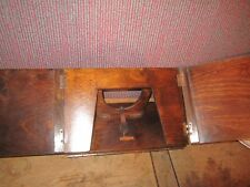HAXYES VINTAGE ANTIQUE WOODEN BRITISH MADE EASEL MUSIC STAND