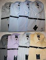 Chaps Classic Fit 100% Cotton Non-Iron Men's Shirts NWT New Colors Assrtd Sizes