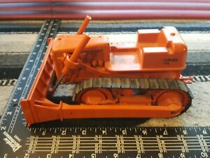 Allis Chalmers Crawler With Baker Blade 1/16 Plastic Crawler Replica