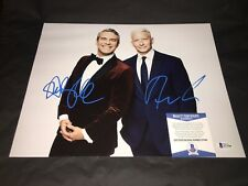 Anderson Cooper & Andy Cohen Signed 11x14 Photo TV Personalities Beckett