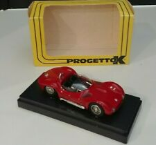 Progetto K Maserati Birdcage 1961 Clienti