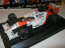 1:18 McLaren Honda MP4/4 A. Prost 1988 Minichamps ifull tabacco in Showcase OVP