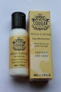 Cougar by Paula Dunne Wild Caviar Ultimate Luxury Range Day Moisturiser 50ml
