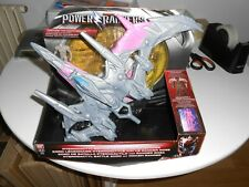 Power Rangers Movie Pterodactyl Battle Zord with Pink Ranger Action Figure - New