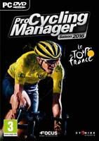 Pro Cycling Manager 2016 - Jeu PC - Neuf sous blister - FR