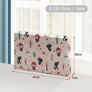 28cm Height Baby Bed Bumper Crib Rail Guard Adjustable Anti-collision Bed Fence
