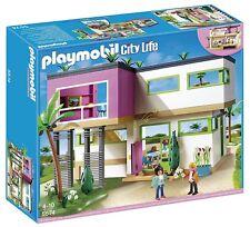 Playmobil Notice de montage maison moderne  Boite N° 5574