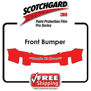 Kits For BMW - 3M 948 SGH6 PRO SERIES Scotchgard Paint Protection -  Bumper Only