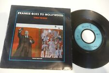 """FRANKIE GOES TO HOLLYWOOD 45T TWO TRIBES. 7"""""""