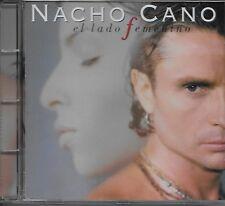 Nacho Cano – El Lado Femenino CD Album  1996