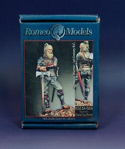 Original Metal Figure Kit- Pegaso Models 54mm - Germanic Warrior 1st C. (54-068)