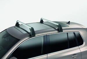 2009-2017 VW Volkswagen Tiguan Roof Base Carrier Bars