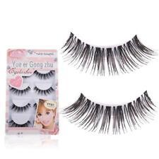 5 Pair/Lot Crisscross False Eyelashes Lashes Voluminous Eye Eyelash Extensions