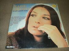"""@ MARIE LAFORET COFFRET TRIPLE 33 TOURS LP 12"""" FRANCE SES PLUS GRANDS SUCCES"""