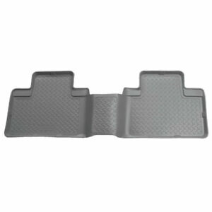 Husky Classic 2nd Seat Floor Mat Grey for Chevy/GMC C/K 1500/2500/3500 1988-2000