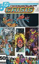 Crisis On Infinite Earths #11 (NM) `86 Wolfman/ Perez