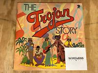 """Various - The Trojan Story (2xLP, 12"""" Vinyl Comp)"""