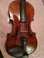 Konzertgeige Original Französische Barock Violine Hersteller in Paris 1803
