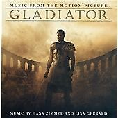 Hans Zimmer - Gladiator [Music from the Motion Picture] (2000) SOUNDTRACK - CD
