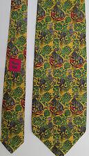 -AUTHENTIQUE cravate cravatte  RANDO KUK  100% soie  NEUVE  vintage