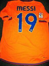 Authentic Messi Barcelona Jersey 2007 2008 Shirt Camiseta Maglia Argentina L