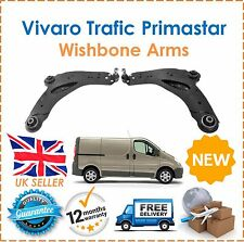 For Vivaro Trafic Complete Front Suspension Lower Wishbone Arms New OE Quality
