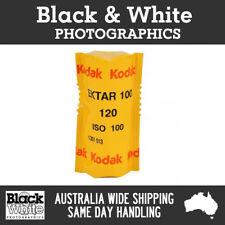 1 Roll Kodak Ektar 100 120 Colour film - Australian Stock!