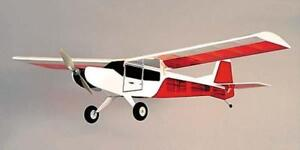 HERR Cloud Ranger Balsa Wood Model RC Remote Control Airplane Kit HRR508