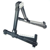 Tetra-Teknica TourPro EGS-08 Aluminum Alloy Foldable Instrument Stand for Guitar