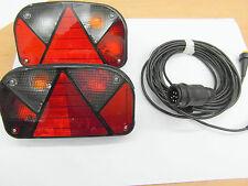 Aspöck Multipoint 2 li. & re.& NSL Kabel 13 pol. 4 m ohne RFS    305/1
