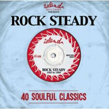 CD de musique rock rocksteady Various