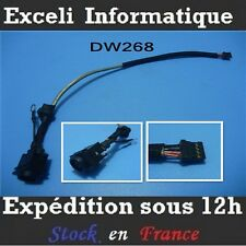Connecteur alimentation dc jack DW268 PC portable SONY VAIO VPCEC Series M980