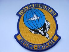 RAF/USAF squadron cloth patch  712th air refueling sq      larger patch