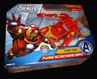 Marvel Avengers Assemble Iron Man Flying RC Extreme Hero Toy-Remote Control