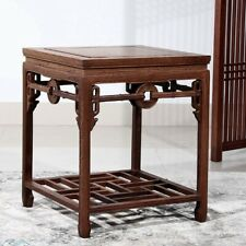 Ming Dynasty Style Solid Wood Tea table Zen Meditation Room Coffee Table #1101