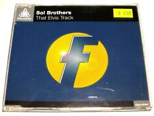 cd-single, Sol Brothers - That Elvis Track, 6 Tracks