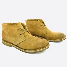 UGG Desert Boots Shoes Mens 9 1006082 Brown Suede Leather